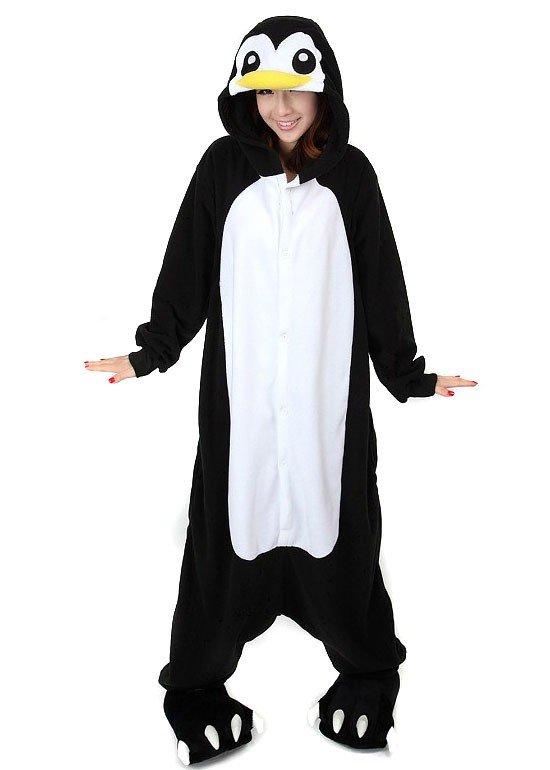 Фотография большая Кигуруми Пингвин Черный   Kigurumi Penguin Black из  аниме и манги Кигуруми 7271b9697535a