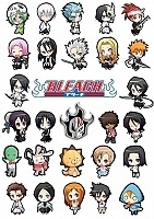 Наклейки Bleach No.1