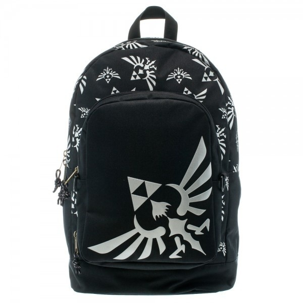 Рюкзак Backpack: Zelda - Skyward Sword Triforce Gray