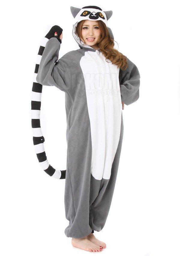 Фотография большая Кигуруми Лемур   Kigurumi Lemur из аниме и манги Кигуруми 927abe6e4194f