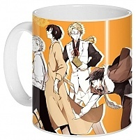 Кружка Bungou Stray Dogs - Armed Detective Agency