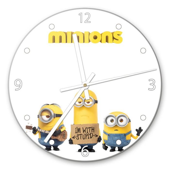 чертеж этом часы миньоны картинки рассчитать нужно