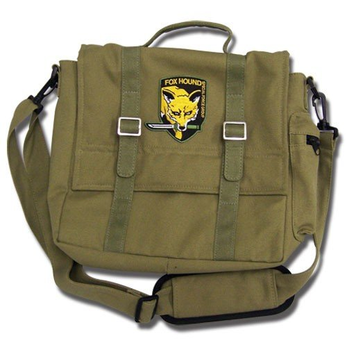 Bag: Metal Gear Solid 3: Foxhound Messenger  GE5630