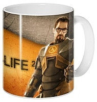 Кружка Half-Life 2 Gordon Freeman