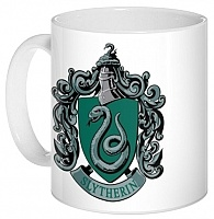 Кружка Harry Potter Slytherin crest