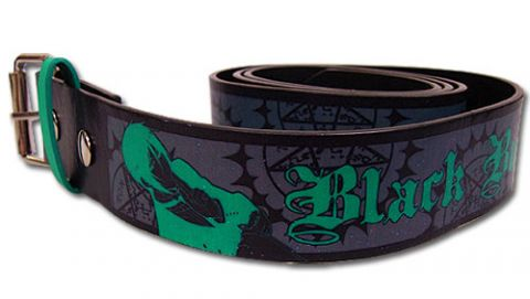 Фотография большая Ремень Belt: Black Butler - Sebastian Green (S/M) 28'' - 32'' GE145861 из аниме и манги Kuroshitsuji / Black Butler / Темный дворецкий / Демон-дворецкий