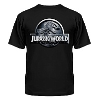 Футболка Jurassic World Logo