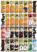 Наклейки Haikyu!! To The Top