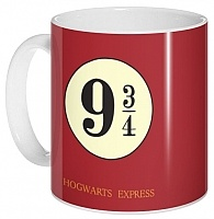 Кружка Harry Potter Hogwarts Express Platform 9 3/4