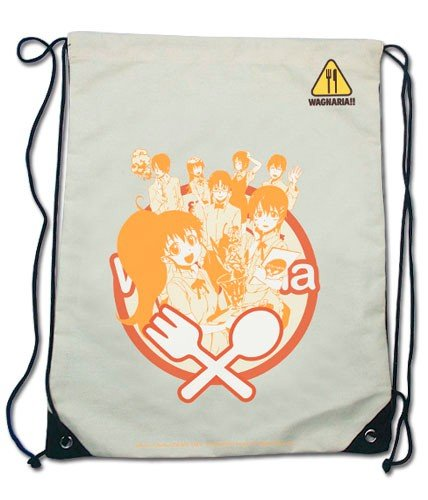 Рюкзак Backpack: Wagnaria!! - Group Drawstring GE11657