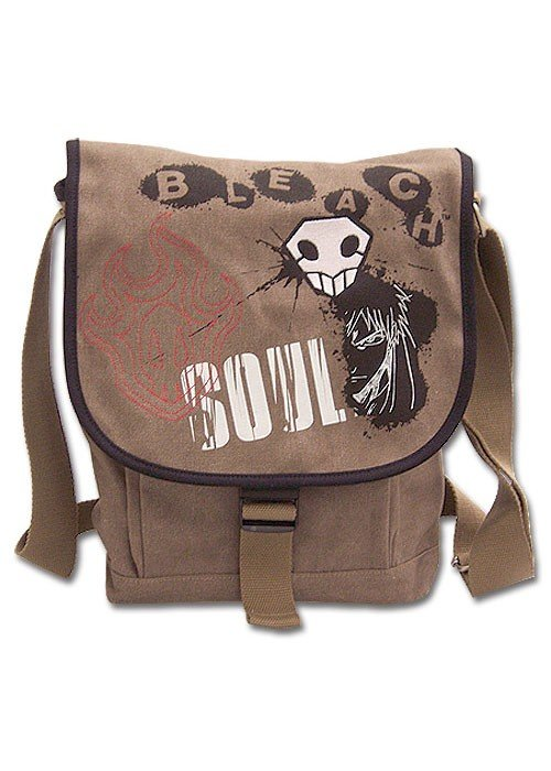 Bleach: Messenger Bag - Soul Logo and Icons  GE5507
