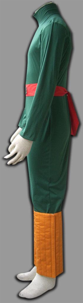 Косплей костюм Наруто: Ураганные хроники - Рок Ли. Купить ...
