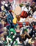 Тетрадь в клетку 24 листа One Punch Man