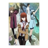Плакат бумажный Steins;Gate Movie: Fuka Ryouiki no Deja vu