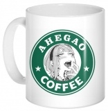 Кружка Ahegao Coffee