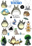 Наклейки My Neighbor Totoro No.2
