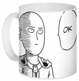 Кружка One Punch Man - Ok
